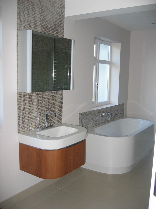 Mark Betts Bathrooms Deign Fitting In Epping Loughton And Essex - Full bathroom installation