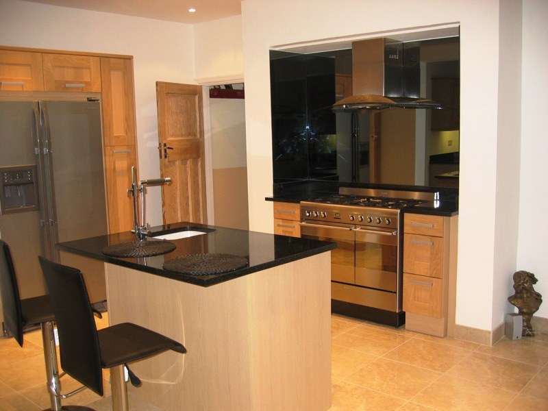 We Offers An Efficient, Reliable And Friendly Service. All Workmanship  Guaranteed. Call Now For A Free Kitchen Installation Quotation.